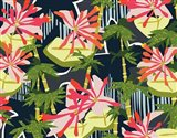 Bamboo Honeysuckle I Art Print