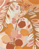 Lemon Plum Tree Art Print