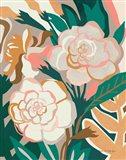 Gardenia II Art Print
