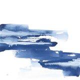 Classic Blue V Art Print