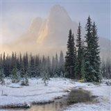 Bell Mountain North Cascades II Art Print