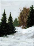 Winter on Grand Mesa Art Print