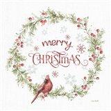 A Christmas Weekend VI Merry Christmas Art Print