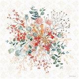 Festive Season II Art Print