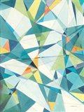 Prism I Oasis Art Print