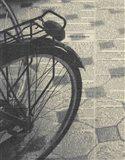 La Bicyclette III Art Print