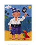 Treasure Island II Art Print