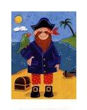Treasure Island III Art Print