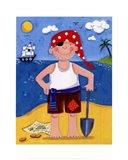 Treasure Island IV Art Print