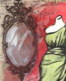 Couture II Art Print
