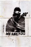We Are You Art Print