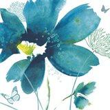 Blue Dawn I Art Print