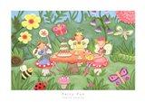 Fairy Fun Art Print