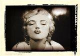 Marilyn Monroe Retrospective I Art Print