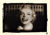 Marilyn Monroe Retrospective II Art Print