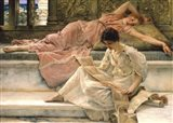 The Favourite Poet, 1888 Art Print