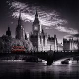 London Bus IV Art Print