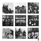 Beatlemania Grips Gotham Art Print