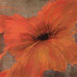 Colourful Flowers IV Art Print