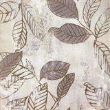 Graphic Leaves IV Art Print