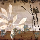 Floralscape I Art Print