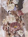 Floral Flair II Art Print