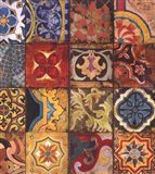 Arabian Nights I Art Print