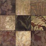 Mosaic IV - Detail I Art Print