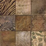 Mosaic IV - Detail III Art Print