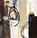 Abstract Collage III Art Print