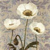 Damask Bloom VI Art Print