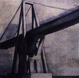 New Found Bridge Art Print