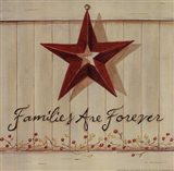 Families Are Forever - Star Art Print