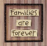 Families are Forever Art Print