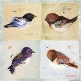 Birds I Art Print