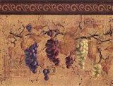 Grape Collection Art Print