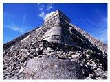 El Castillo Chichen Itza Art Print