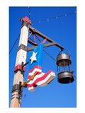 Cowboy Boot, Scottsdale, Phoenix, Arizona, USA Art Print