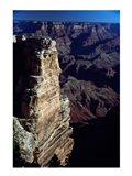 Grand Canyon National Park with Dark Sky Art Print