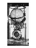 American clock built in 1880 from the James Arthur Collection of Clocks and Watches, New York University Art Print