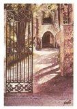 Villa Ruffolo Art Print