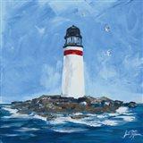 The Lighthouses I Art Print