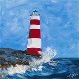 The Lighthouses II Art Print