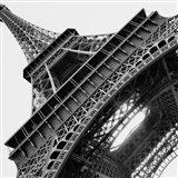 Eiffel Views Square I Art Print