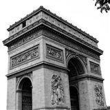 Paris Views I Art Print