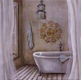 Crystal Bath II Art Print