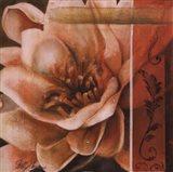 Flor de Loto I Art Print