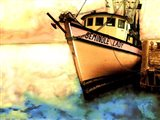 Boat V Art Print