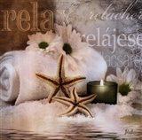 Relaxation II Art Print