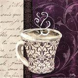 Cafe III Art Print